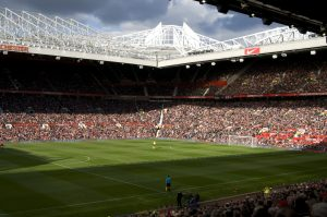 Old Trafford i Manchester
